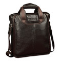 "Feger ""Florence"" Men's European style Vertical Messenger Bag"