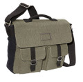 "Ducti ""Fort Worth"" Laptop & Messenger Bag - Green Grey"