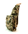 "Amik ""Atwater Village"" Men's Canvas Single Shoulder Chest Sling - Camouflage"
