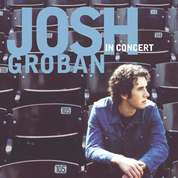 IN CONCERT DVD by Josh Groban