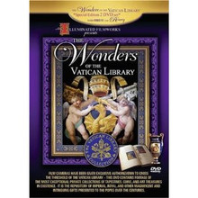 THE WONDERS OF THE VATICAN LIBRARY