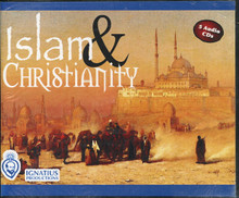 ISLAM & CHRISTIANITY (5 Audio CDs)  by Fr. Mitch Pacwa S.J.