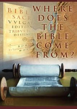 WHERE DOES THE BIBLE COME FROM-DVD  by Fr. Mitch Pacwa S.J.