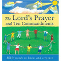 THE LORD's PRAYER AND TEN COMMANDMENTS by Lion Children's