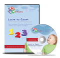 LEARN TO COUNT - DVD