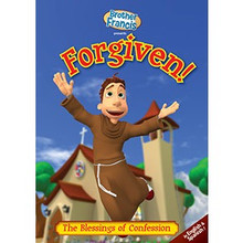 BROTHER FRANCIS: FORGIVEN - DVD