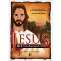 JESUS - HE LIVED AMONG US- DVD -Animation