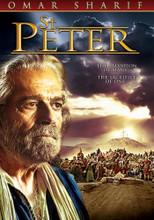 ST. PETER starring Omar Sharif - DVD