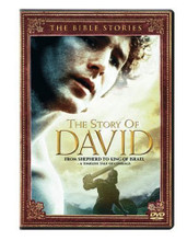THE STORY OF DAVID - Bible Stories - DVD