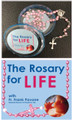 THE ROSARY FOR LIFE with Fr. Frank Pavone Plus The Rosary for Life Rosary Beads