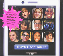 NCYC'S TOP TALENT-TOO - Vol 2 - compilation
