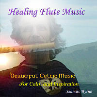 HEALING FLUTE MUSIC- CD - by Brother Seamus
