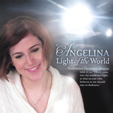LIGHT OF THE WORLD (CHRISTMAS) by Angelina