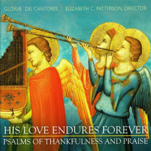 HIS LOVE ENDURES FOREVER by Gloriae Dei Cantores