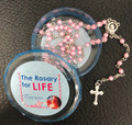 THE ROSARY FOR LIFE ROSARY BEADS