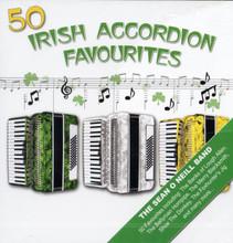 50 IRISH ACCORDION FAVORITES