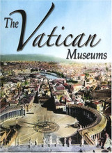 THE VATICAN MUSEUMS -  3 DISC SET - DVD