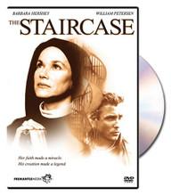 THE STAIRCASE Starring Barbara Hershey and William Petersen