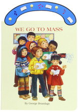 WE GO TO MASS - CHILDREN BOOK