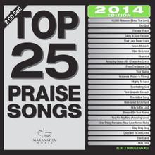 TOP 25 PRAISE SONGS - 2014 by Various Artist