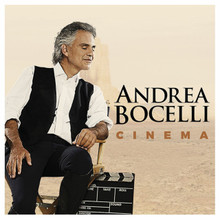 CINEMA by Andrea Bocelli