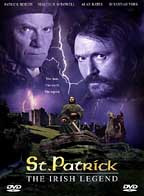 ST. PATRICK THE IRISH LEGEND - DVD