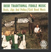 IRISH TRADITIONAL FIDDLE MUSIC by Cieli Band Music