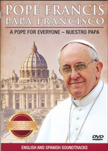 POPE FRANCIS - PAPA FRANCISCO - A Pope for Everyone - Nuestro Papa - DVD