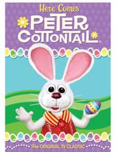 PETER COTTONTAIL -The Original TV Classic - DVD