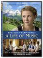 A LIFE OF MUSIC - THE VON TRAPP FAMILY - DVD