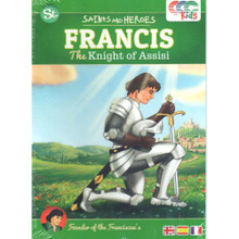 FRANCIS:THE KNIGHT OF ASSISI - DVD