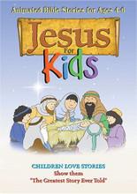 JESUS FOR KIDS - DVD