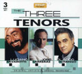THE THREE TENORS - 3 CD SET - by Placido Domingo - Jose Carreras - Luciano Pavarotti
