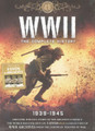 WWII - THE COMPLETE HISTORY-3 DVDS plus  A COLLECTION OF WWII ACHIVES