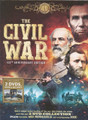 THE CIVIL WAR - 150TH ANNIVERSARY EDITION - 2 DVD COLLECTION plus WAR MEMORABILIA