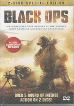 BLACK OPS - 2 DVDs - Special Edtion
