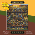 JERUSALEM - FOLK ART - PUZZLE - 500 Pieces