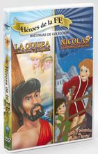 Héroes de la Fe - LA ODISEA & NICOLAS - DVD