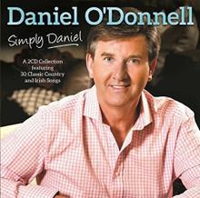 SIMPLY DANIEL by Daniel O'Donnell