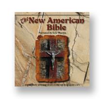 New American Bible Catholic Bible Edition. Catholic Audio Bible on 14 CDs Narrated by Eric Martin