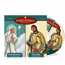 GLORY STORIES -TRUE STORIES-TRUE HEROES-TRUE FRIENDS - CDs