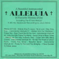 ALLELUIA - 16 FAVORITE HYMNS OF JOY  by Jack Heinzl