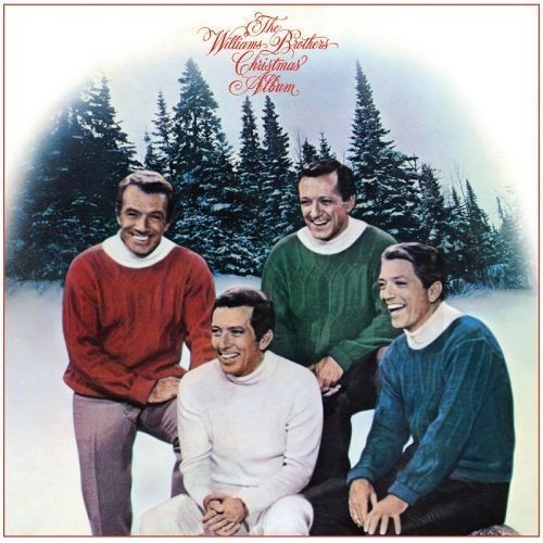 Andy Williams Christmas.The Williams Brothers Christmas Album Featuring Andy Williams