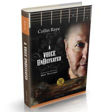 A VOICE UNDEFEATED - Hardcover Book by Collin Raye