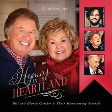 HYMNS IN THE HEARTLAND(LIVE) - 2CD Set - by Gaither Homecoming Friends