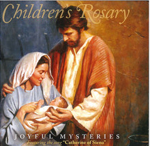 CHILDREN'S ROSARY CD - JOYFUL MYSTERIES