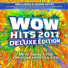 WOW HITS 2017 - 2 CD SET by Various