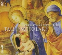 CHRISTMAS WITH THE Tallis Scholars - 2 CD SET
