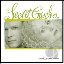 ONCE IN A RED MOON by Secret Garden - CD