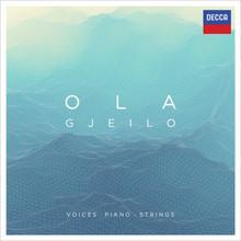 OLA GJEILO - VOICES-PIANO-STRINGS CD